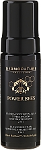 Parfémy, Parfumerie, kosmetika Čisticí pěna s enzymovým peelingem 2v1 - Dermofuture Power Bees Cleansing Foam 2in1