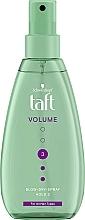 Parfémy, Parfumerie, kosmetika Stylingová tekutina - Schwarzkopf Taft Volumen Föhn-Spray
