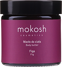 Parfémy, Parfumerie, kosmetika Sada - Mokosh Cosmetics FigLove Liited Edition (f/cr/15ml + eye/cr/15ml + b/oil/60ml)