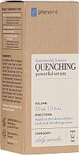 Parfémy, Parfumerie, kosmetika Hluboce hydratační obličejové sérum - Phenome Quenching Powerful Serum