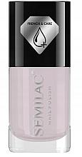 Parfémy, Parfumerie, kosmetika Lak na nehty - Semilac French&Care Nail Polish