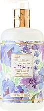 Parfémy, Parfumerie, kosmetika Tekuté mýdlo na ruce - Baylis & Harding Royale Bouquet Lilac & English Lavender Hand Wash