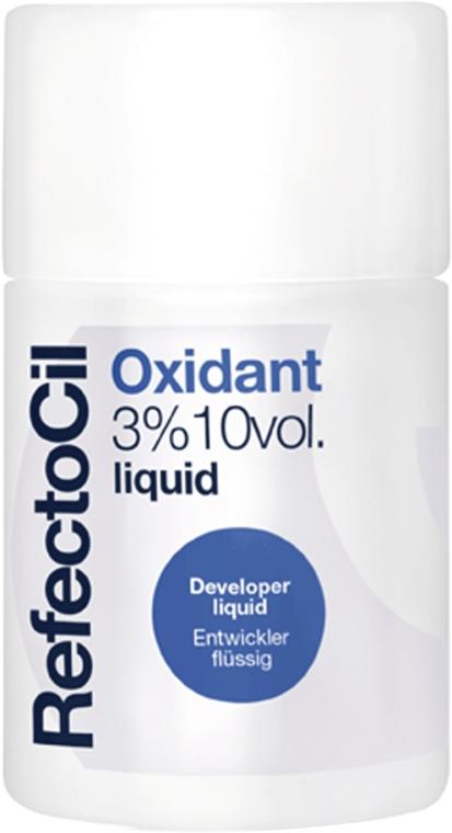 Tekuté okysličovadlo 3% - RefectoCil Oxidant 3% 10 vol. Liquid