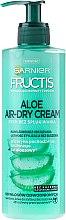 Parfémy, Parfumerie, kosmetika Krém na vlasy - Garnier Fructis Aloe Air-Dry Cream