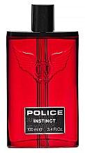 Parfémy, Parfumerie, kosmetika Police Instinct - Toaletní voda (tester bez víčka)