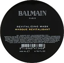 Parfémy, Parfumerie, kosmetika Obnovující výživná maska na vlasy - Balmain Paris Hair Couture Revitalizing Mask
