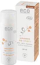 Parfémy, Parfumerie, kosmetika CC krém SPF 50 - Eco Cosmetics Tinted CC Cream SPF 50