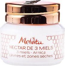 Parfémy, Parfumerie, kosmetika Balzám regenerační - Melvita Apicosma Nectar De 3 Miles