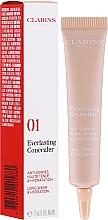 Parfémy, Parfumerie, kosmetika Korektor - Clarins Everlasting Long-Wearing And Hydration Concealer