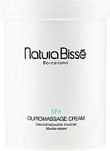 Parfémy, Parfumerie, kosmetika Masážní krém - Natura Bisse Spa Quiromassage Cream