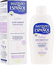 Parfémy, Parfumerie, kosmetika Dětský tělový olej - Instituto Espanol