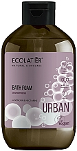 Parfémy, Parfumerie, kosmetika Koupelová pěna Levandule a nektarinka - Ecolatier Urban Bath Foam