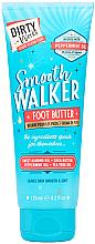 Parfémy, Parfumerie, kosmetika Olej na nohy - Dirty Works Smooth Walker Foot Butter