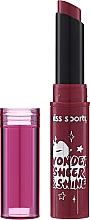 Parfémy, Parfumerie, kosmetika Rtěnka - Miss Sporty Wonder Smooth Hydrates Glossy