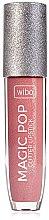 Parfémy, Parfumerie, kosmetika Matná rtěnka - Wibo Magic Pop Liquid Lipstick