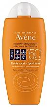 Parfémy, Parfumerie, kosmetika Opalovací fluid - Avene Solaire Fluide Sport SPF 50+