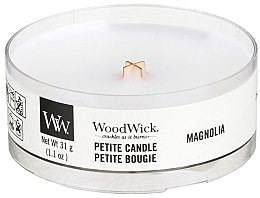 Parfémy, Parfumerie, kosmetika Vonná svíčka ve sklenici - Woodwick Petite Candle Magnolia