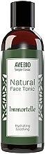 Parfémy, Parfumerie, kosmetika Přírodní tonikum na obličej - Avebio Natural Face Tonic Immortelle
