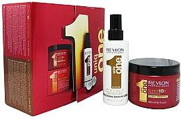 Parfémy, Parfumerie, kosmetika Sada - Revlon Professional Uniq One (msk/300ml + spray/150ml)