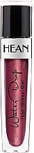 Parfémy, Parfumerie, kosmetika Lesk na rty - Hean Water Drop Lip Gloss Gel