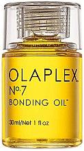 Parfémy, Parfumerie, kosmetika Vysoce koncentrovaný, ultra lehký, obnovující olej pro úpravu vlasů - Olaplex №7 Bonding Oil