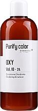 Parfémy, Parfumerie, kosmetika Krém-činidlo - BioBotanic bioPLEX Oxy Vol 10