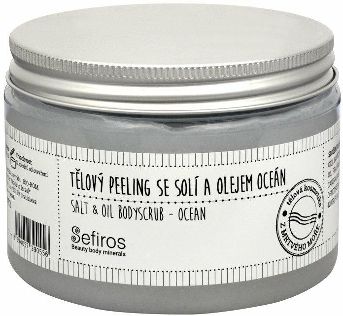 Tělový peeling Oceán - Sefiros Ocean Body Scrub — foto N1