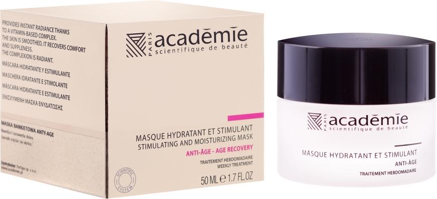 Stimulační a hydratační maska na obličej - Academie Age Recovery Stimulating & Moisturizing Mask — foto N1