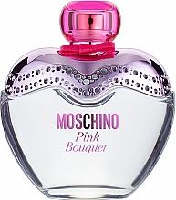 Parfémy, Parfumerie, kosmetika Moschino Pink Bouquet - Toaletní voda
