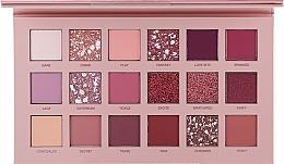 Parfémy, Parfumerie, kosmetika Paletka očních stínů - Huda Beauty The New Nude Eye Shadow Palette