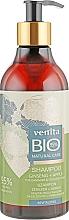 Parfémy, Parfumerie, kosmetika Bio šampon na vlasy Ženšen a jablko, regenerace barvených vlasů - Venita Bio Natural Care