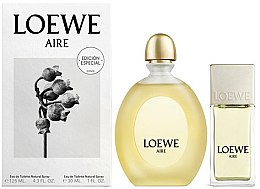 Parfémy, Parfumerie, kosmetika Loewe Aire - Sada (edt/125ml + edt/30ml)