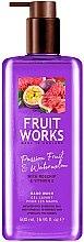 Parfémy, Parfumerie, kosmetika Mýdlo na ruce Marakuja a meloun - Grace Cole Fruit Works Hand Wash Passion Fruit & Watermelon