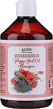 Parfémy, Parfumerie, kosmetika Šampon pro ochranu barvy - Eco U Poppy Seed Oil Shampoo
