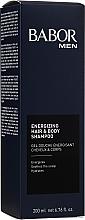 Parfémy, Parfumerie, kosmetika Šampon na vlasy a tělo Aktivátor energie - Babor Men Energizing Hair & Body Shampoo