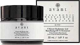 Parfémy, Parfumerie, kosmetika Omlazující krém s kyselinou hyaluronovou - Avant Skincare Ultimate Hyaluronic Acid Resurfacing Duo Moisturiser