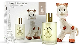 Parfémy, Parfumerie, kosmetika Parfums Sophie La Girafe - Sada (water/100ml+toy)