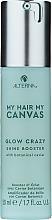 Parfémy, Parfumerie, kosmetika Vysoce koncentrovaný gel pro zvýraznění lesku vlasů - Alterna My Hair My Canvas Glow Crazy Shine