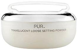 Parfémy, Parfumerie, kosmetika Průhledný sypký pudr - Pur Translucent Loose Setting Powder