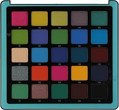 Parfémy, Parfumerie, kosmetika Paletka očních stínů - Anastasia Beverly Hills Norvina Collectoin №2