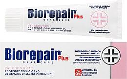 "Parfémy, Parfumerie, kosmetika Zubní pasta ""Parodontogel"" - Biorepair Plus Professional Care Parodontogel"