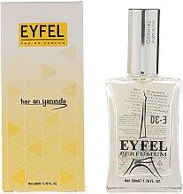 Parfémy, Parfumerie, kosmetika Eyfel Perfume E-30 - Parfémovaná voda