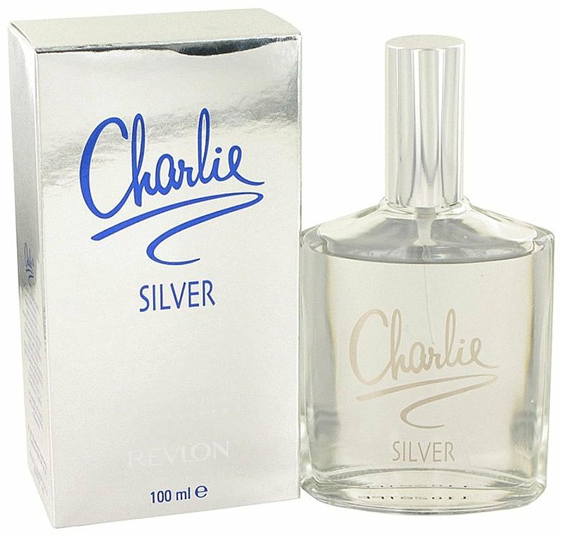 Revlon Charlie Silver - Toaletní voda