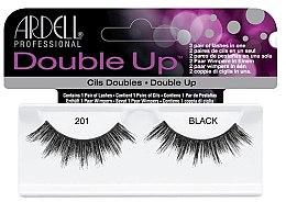 Parfémy, Parfumerie, kosmetika Umělé řasy - Ardell Double Up Black Lashes 201 Black