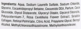 Hydratační sprchový gel s extraktem růže - Kallos Cosmetics Spa Beautifying Shower Cream — foto N3