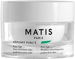 Parfémy, Parfumerie, kosmetika Krém proti vráskám - Matis Reponse Purete Pure-Age
