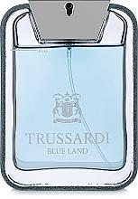Parfémy, Parfumerie, kosmetika Trussardi Blue Land - Toaletní voda