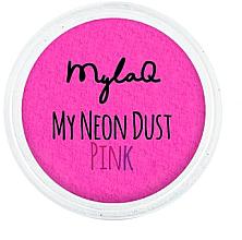 Parfémy, Parfumerie, kosmetika Pudr na nehty - MylaQ My Neon Dust