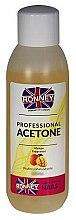 """Parfémy, Parfumerie, kosmetika Prostředek pro odstraňování laku """"Mango"""" - Ronney Professional Acetone Mango"""