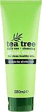 Parfémy, Parfumerie, kosmetika Peeling na obličej - Xpel Marketing Ltd Tea Tree Facial Scrub